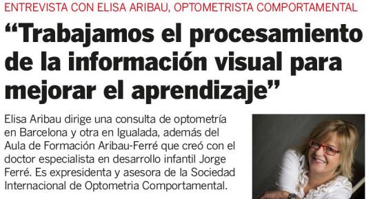 Entrevista en «El Periódico»