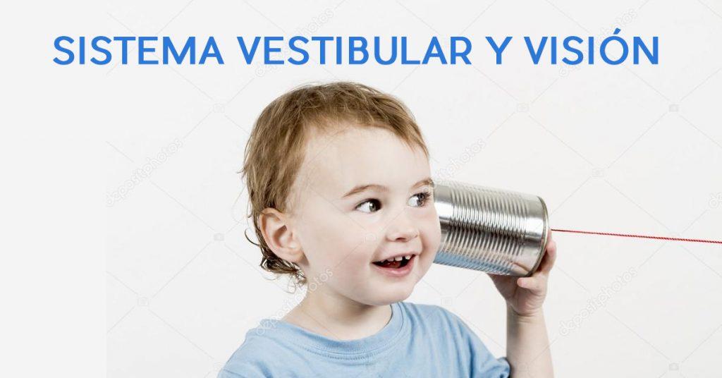 La conexión entre el sistema vestibular y la visión