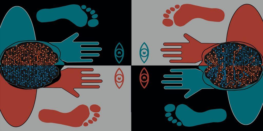 Integración bilateral: etapas de integración bilateral para leer, escribir y cruzar la línea media