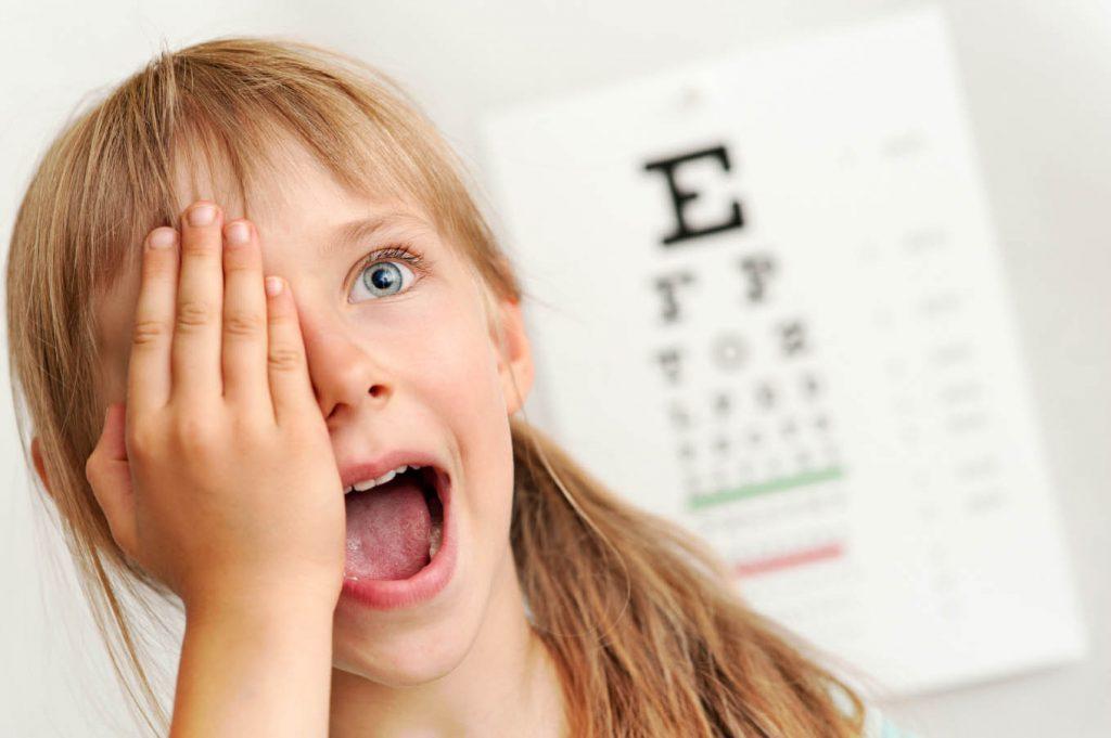 Los síntomas más comunes de los problemas visuales