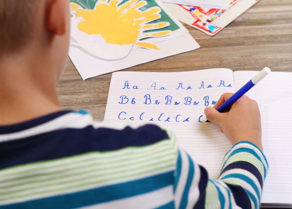 Disgrafía: cómo reconocer los signos de disgrafía en su hijo
