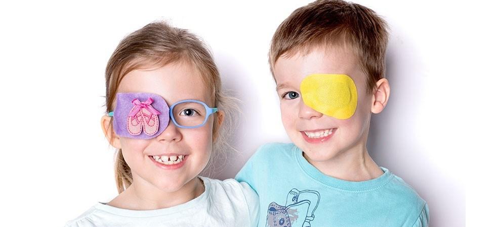 Tipos de ambliopía: El «ojo vago» puede tomar varias formas