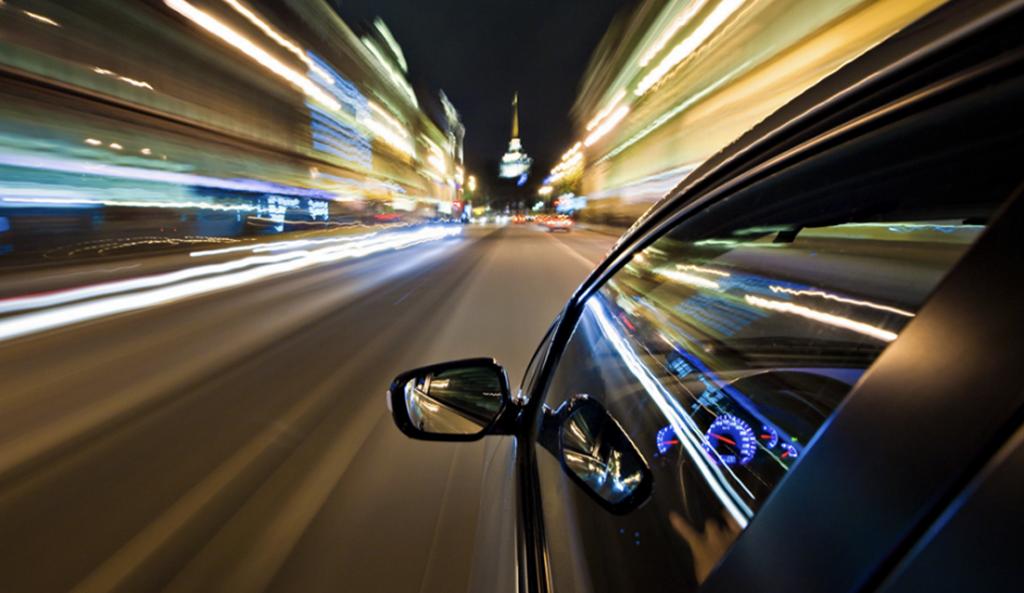Atención al efecto túnel al conducir