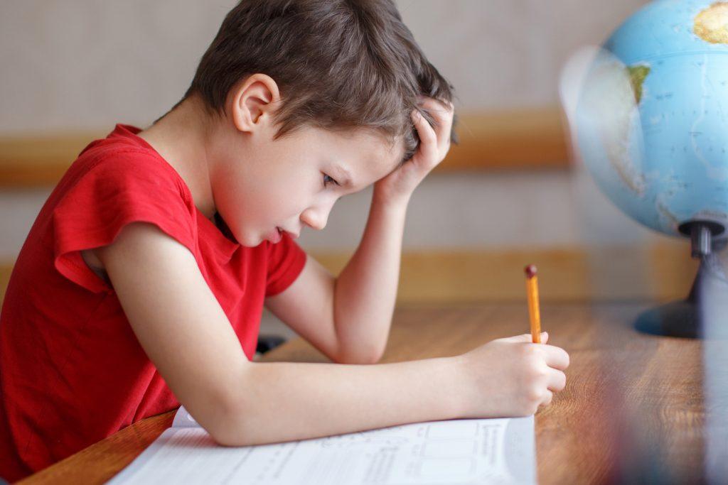 Dispraxia y rendimiento escolar