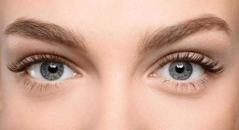 El parpadeo influye en la percepción visual
